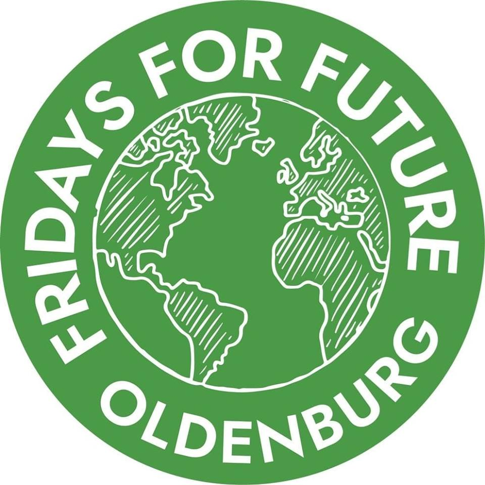 Fridays4Future Logo Oldenburg