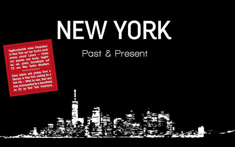 Buchpräsentation New York Past & Present