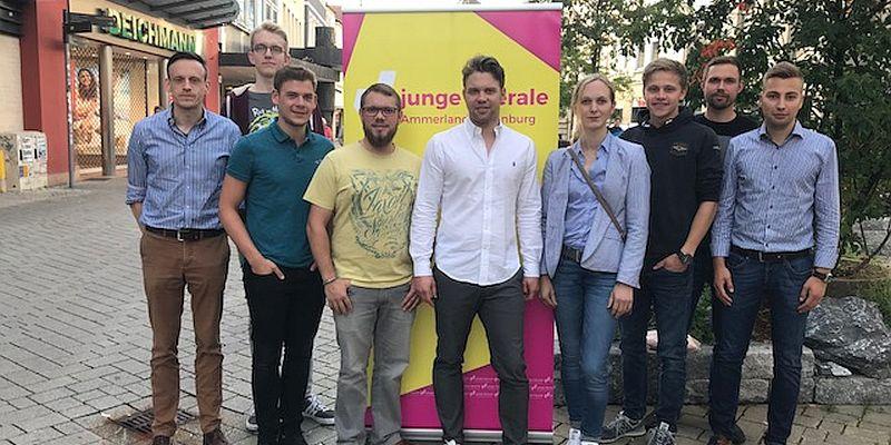 Junge Liberale Wählen Neuen Vorstand Oldenburger