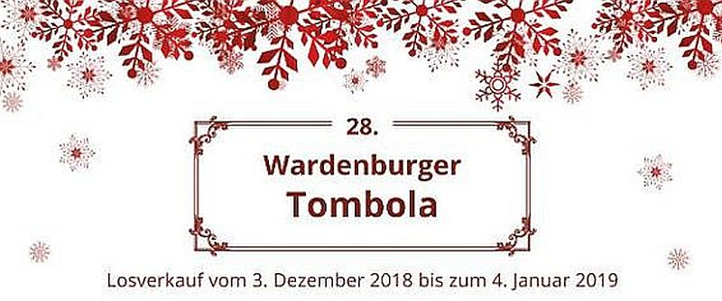 Plakat Wardenburg TombolaTeaser