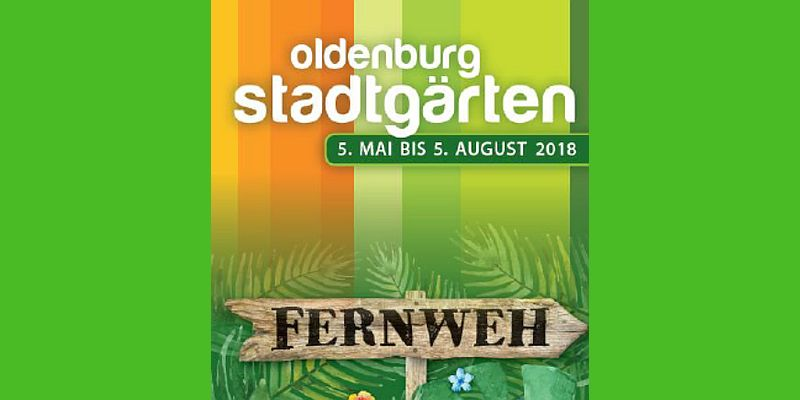 Oldenburger Stadtgärten 2018 Teaser