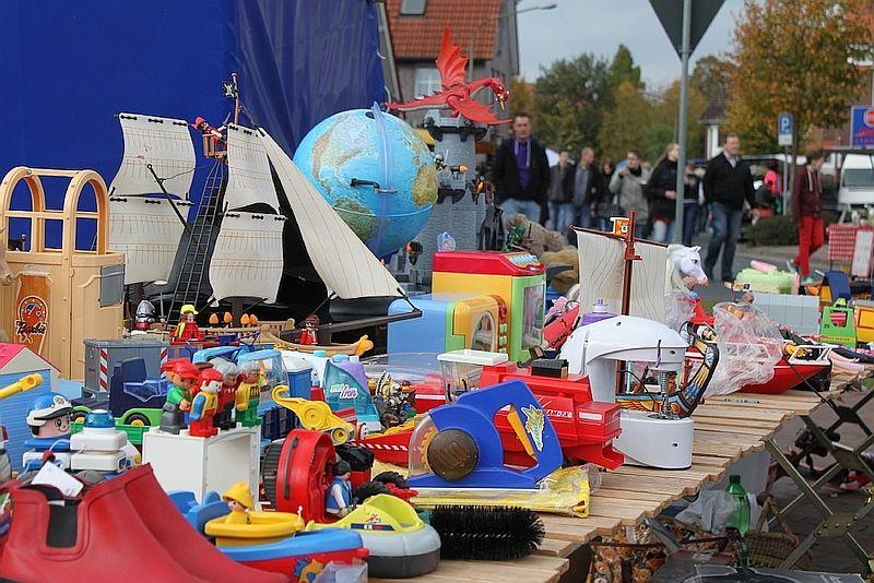 Wardenburger Frühlingsmarkt  mit Flohmarkt 3