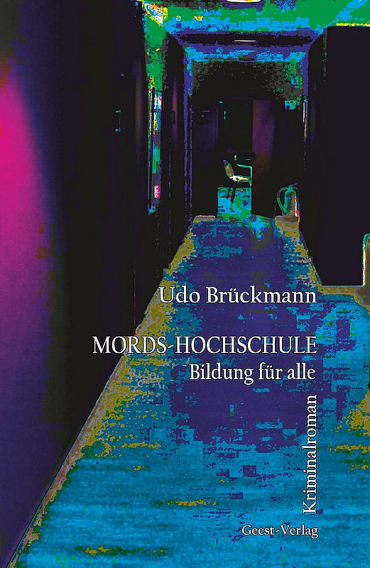 Mords-Hochschule Cover