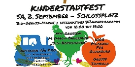 Kinderstadtfestaktion Teaser